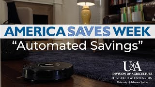 America Saves Week 2019: Day 2 - Automated Savings