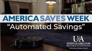 America Saves Week 2019: Day 2 - Automated Savings