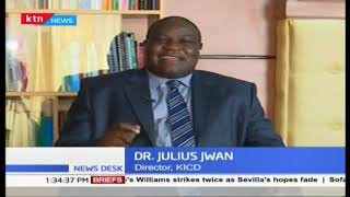 KICD Director DR. Julius Jwan warns parents against fakes books circulating around the country