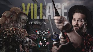 Whats Lurking Below - Caught a big one - Resident Evil Village - ep 8