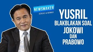 Download Video Yusril Blakblakan Soal Jokowi dan Prabowo MP3 3GP MP4