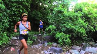 Mexico's Foro Runner coverage of the 2014 Chupinaya Mountain race (and the shorter accompanying race).