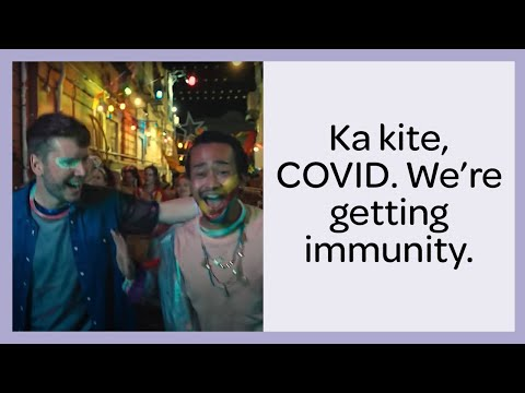 How NZ's new Covid-19 vaccine ad compares with the rest of the world