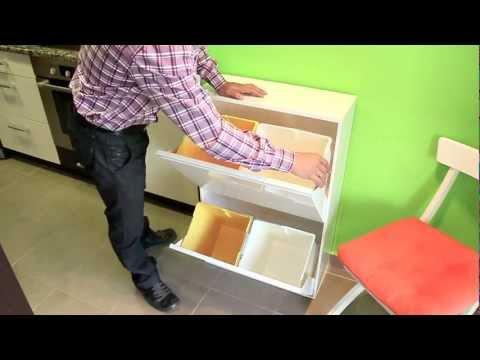 Contenedores de reciclaje Vario y Basic de ARREGUI