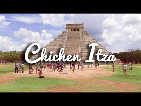 Mexico Travel: Chichen Itza Day Trip from Cancun via Viator