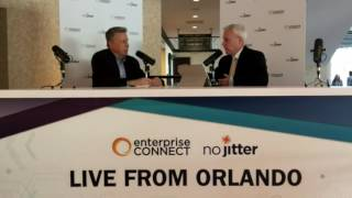 Enterprise Connect 2017: Live Interview with Stephen Leaden