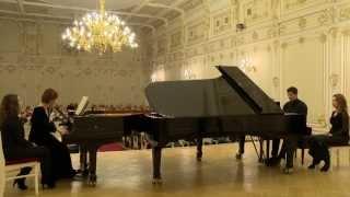 Arensky - 1st Suite op. 15 - Waltz - Berlinskaia Ancelle
