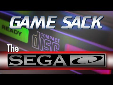 Game Sack - The Sega CD - Review