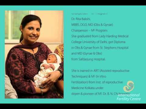 International Fertility Centre Complete Solution for IVF, Infertility and Surrogacy in New Delhi India