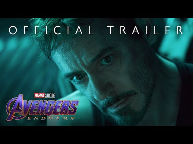 AVENGERS ENDGAME 3D (STARTS THURSDAY--TICKETS ON SALE NOW!) Trailer
