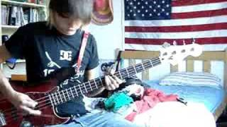 Naive   The Kooks   Allenuncolo Bass Cover [for Jaia!]