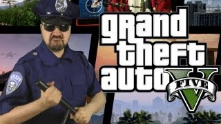 Grand Theft Auto V Angry Review