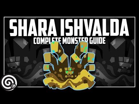 How In The Dingleberry Do I Beat Shara Ishvalda Monster Hunter