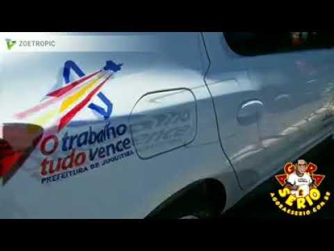 Carro novo da Secretaria de Educação já está nas ruas de Juquitiba