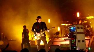 "Angels and Airwaves--""Shove"" live in Houston, TX"
