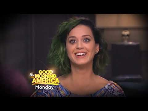 Voice Over work for Good Morning America's Katy Perry and Jennifer Lopez promos.
