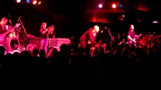 E.Town Concrete - All That You Have Is Still Not Enough Starland Ballroom 2-17-2012 (Live HD)