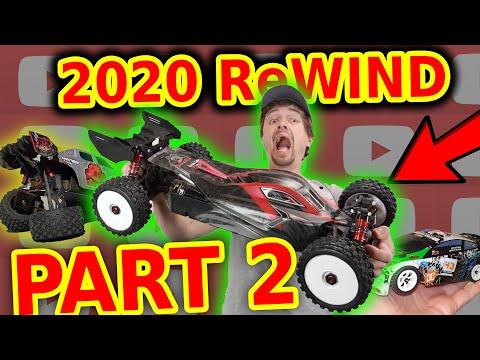 Kevin Talbot's 2020 RC Car Mayhem PART 2
