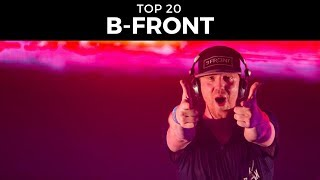 Top 20 B Front Tracks