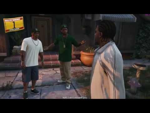 GTA 5 - Gangsta Shit Nigga (Cinematic)