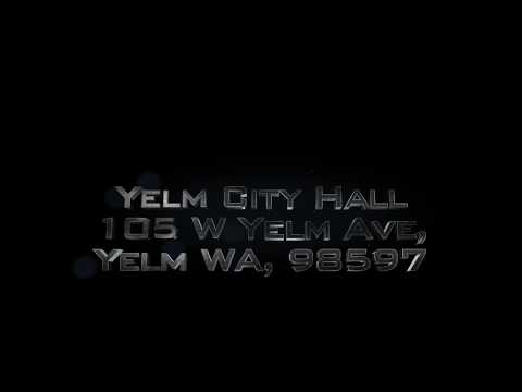 Yelm City Hall, and skate park