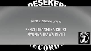 Harmonize Ft Diamond Platnumz   Kwangwaru (InstrumentalKaraoke Version With Lyrics )