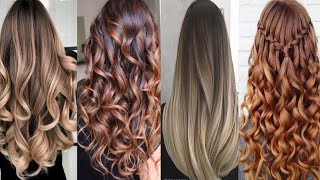 Very Pretty Short, Long Hairstyles & Hair Colour Ideas