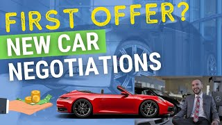 How to Negotiate New Car Price: Lowest Offer to Make on New Cars in 2020