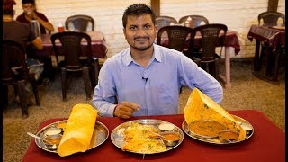 Dinner at Jamnagar, Gujarat with Indian Food Ranger Nikunj Vasoya