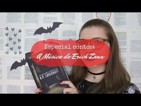 ESPECIAL CONTOS: A MÚSICA DE ERICH ZANN (H.P. LOVECRAFT)