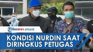 Terjaring OTT KPK, Inilah Kondisi Gubernur Sulawesi Selatan Nurdin Abdullah saat Diringkus Petugas