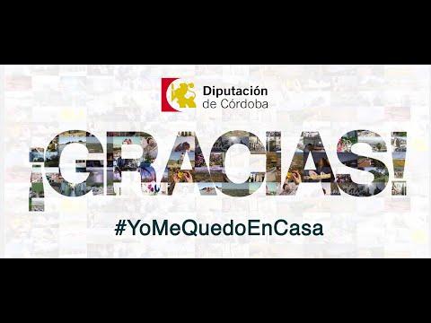La Diputación difunde un vídeo para animar a la población