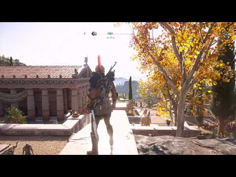 Assassin's Creed: Odyssey | HDR Gameplay