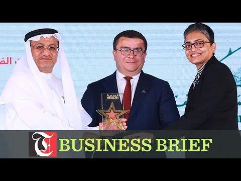 Oman Insurance Company wins health award