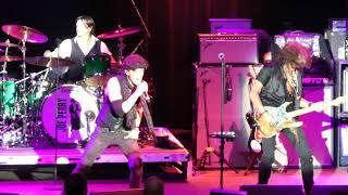"""Adam's Apple & Wont Let Me Go & Quake"" Joe Perry & Friends@Borgata Atlantic City 42018"