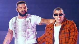 Bad Bunny Ft. Drake   - Mia - American Airlines Arena