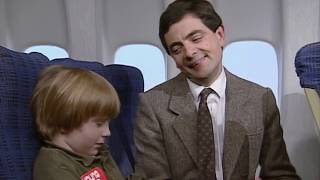 Summer Holiday with Mr Bean   Full Episodes   Classic Mr Bean