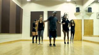 Chris Brown - Lost In Ya Love X Choreography by @QBurdette