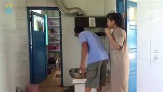 【原创】(489)东北农村有多热?二条家新抽井水冲面条 这吃法越看越凉快!
