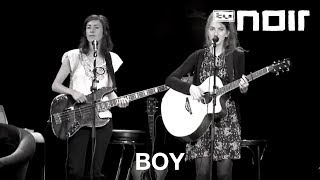 BOY - Army (live bei TV Noir)