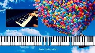 Ellie's Theme (UP - Pixar) Piano