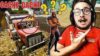 Le meilleur joueur du monde en *CACHE-CACHE* sur Fortnite Battle Royale !