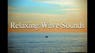 The sound of the waves [healing stereophonic BGM (high quality)] nature music for sleep 1 hour