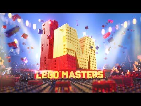 Video trailer för LEGO Masters USA Trailer & Announcement