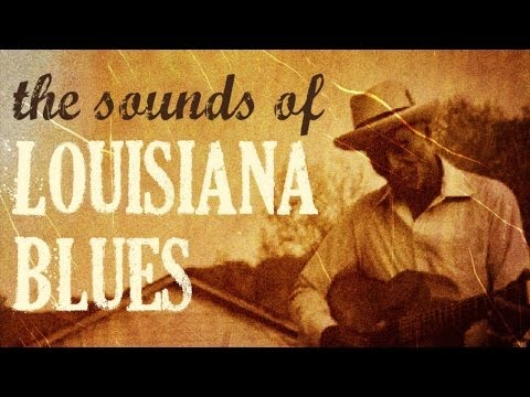Delta & Louisiana Blues – 35 great tracks of Delta Blues  over one hour and 44 minutes of good music
