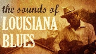 Delta & Louisiana Blues - 35 great tracks of Delta Blues, over one hour and 44 minutes of good music