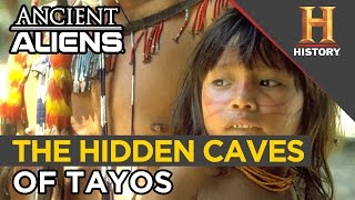 Was The Metal Library In Hidden Caves Of Tayos Created By Aliens? | Ancient Aliens