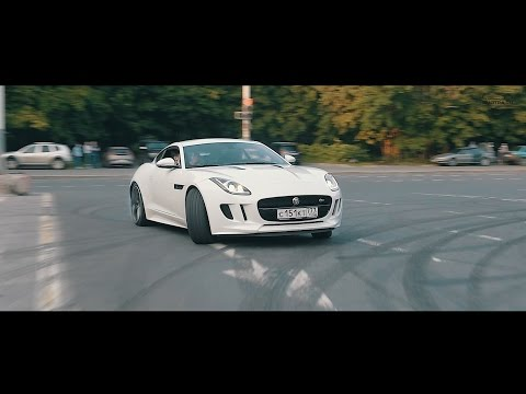 Тест-драйв от Давидыча Jaguar F-Type
