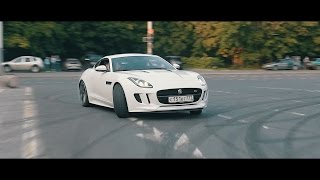 Тест-драйв от Давидыча Jaguar F-Type