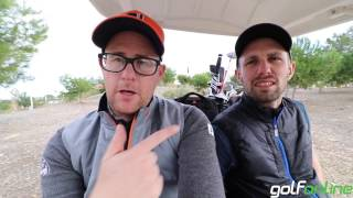 Wilson D300 Driver review by Mark Crossfield & Coach Lockey